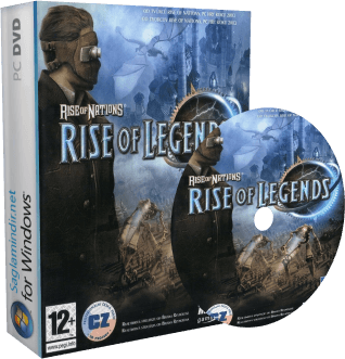 Rise Of Nations : Rise Of Legends Full İndir