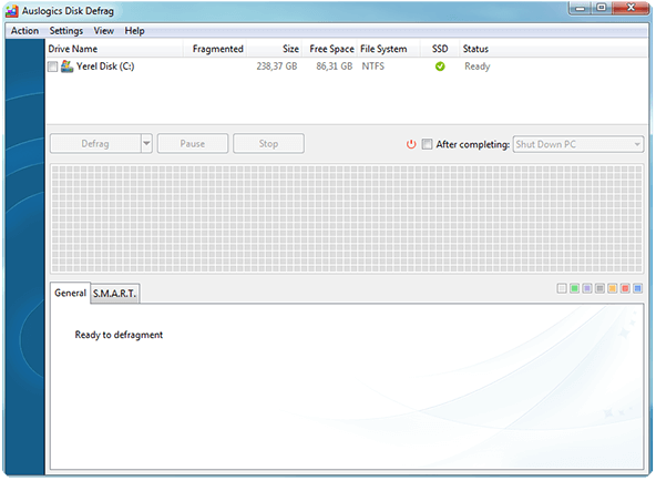 Auslogics Disk Defrag Pro 6.0 Portable Full Download