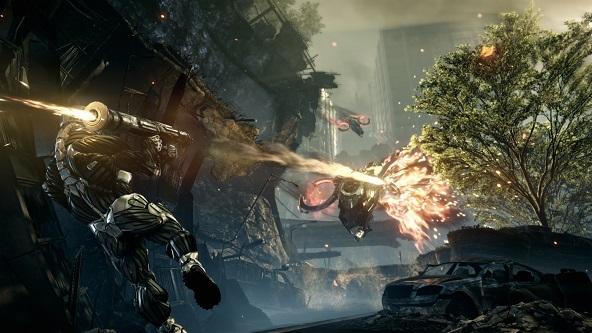 Crysis 2 Full Türkçe Yükle