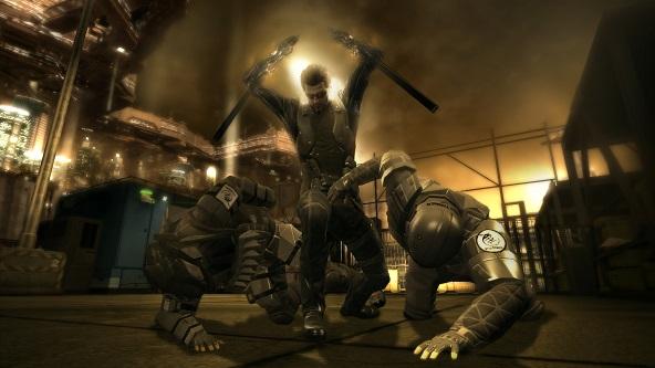 Deus Ex : Human Revolution Full Türkçe Yükle