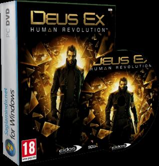 Deus Ex : Human Revolution Full Türkçe İndir