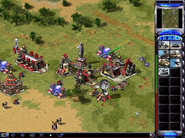 download game red alert 2 full crack cho win 8