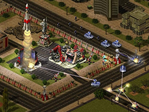Command & Conquer : Red Alert 2 Full Türkçe Download