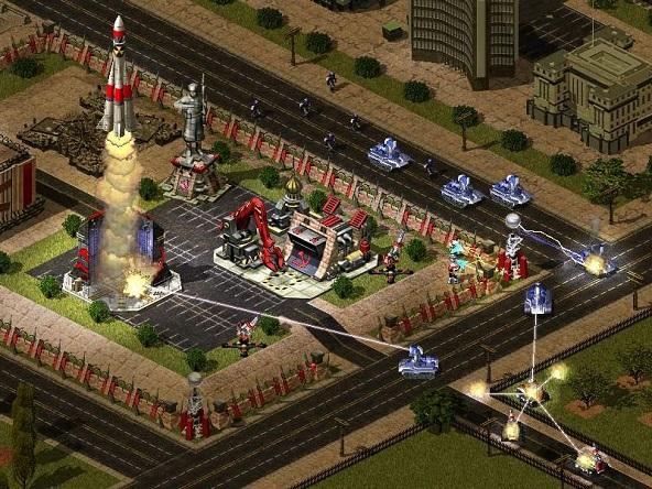 Command & Conquer : Red Alert 2 Full Türkçe Download
