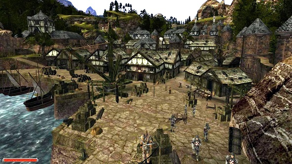 Gothic 2 Gold Edition Full İndir