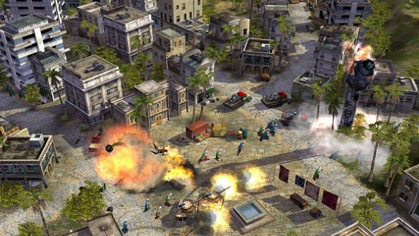 how to download command and conquer generals 2