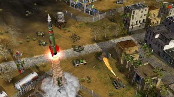 Command & Conquer Generals Full Türkçe Download
