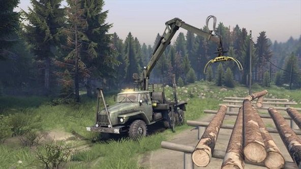 Spintires Full Türkçe Download