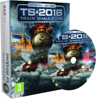 Train Simulator 2016 Full İndir