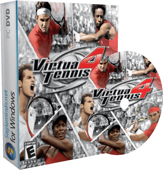 Virtua Tennis 4 Full İndir