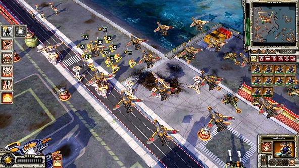 Command & Conquer Red Alert 3 Uprising Full İndir