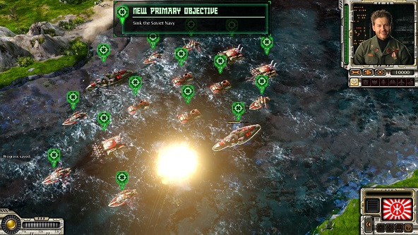 Command & Conquer Red Alert 3 Uprising Full Türkçe Yükle