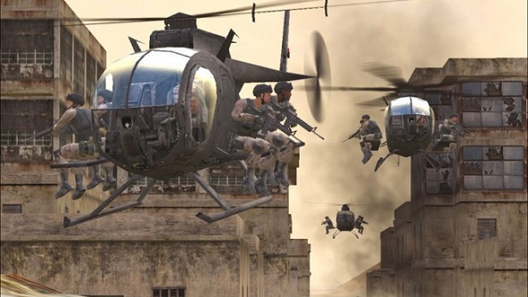 Delta Force Black Hawk Down Full Yükle