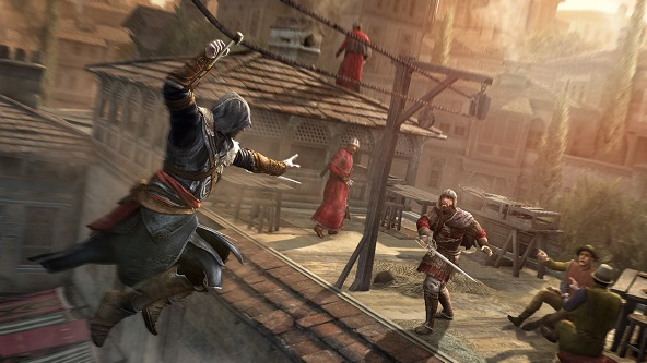 Assassins Creed Revelations Full Yükle