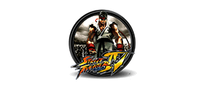 Street Fighter IV - İcon