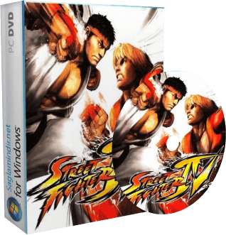 Street Fighter IV Full İndir