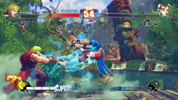 Street Fighter IV Full Yükle