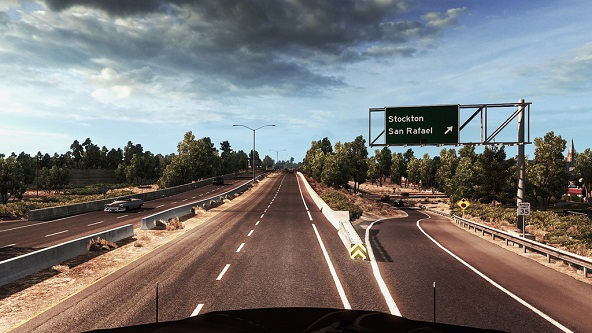 American Truck Simulator Full Türkçe Download