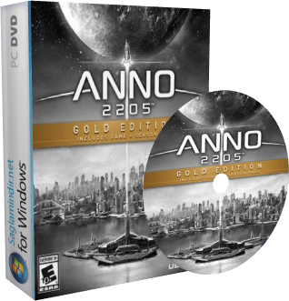 Anno 2205 Gold Edition Full İndir