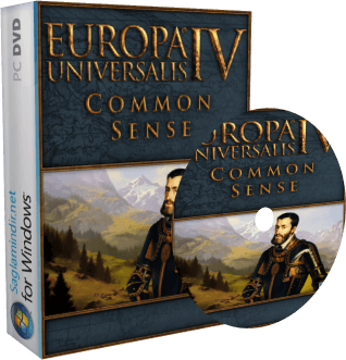 Europa Universalis IV Common Sense Full İndir