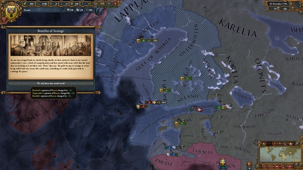Europa Universalis IV Common Sense Full Yükle