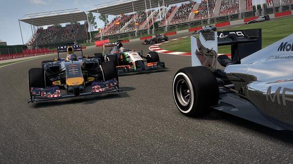 F1 2014 Full Yükle