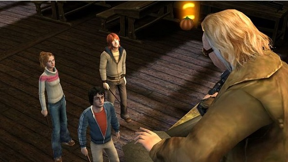 Harry Potter And The Goblet Of Fire The Game Full İndir