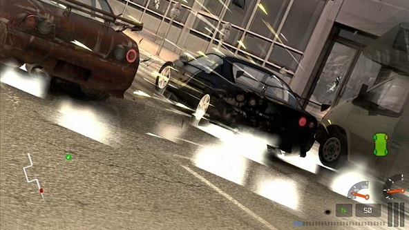 Overspeed High Performance Street Racing Full Türkçe Yükle