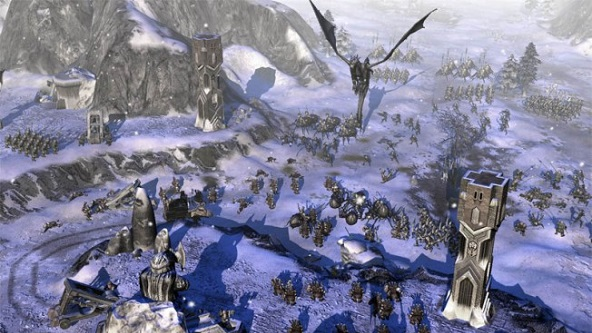 The Lord Of The Rings The Battle For Middle Earth 2 Full Türkçe Download