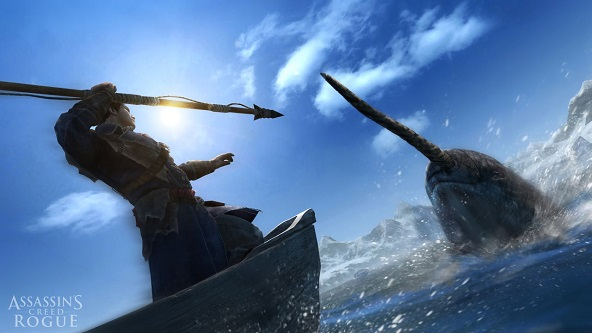 Assassin's Creed Rogue Full Türkçe İndir