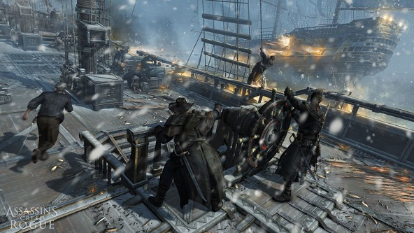 Assassin's Creed Rogue Full Türkçe Yükle