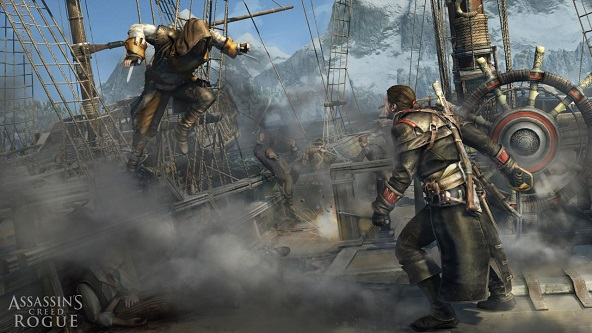 Assassin's Creed Rogue Full Türkçe Download