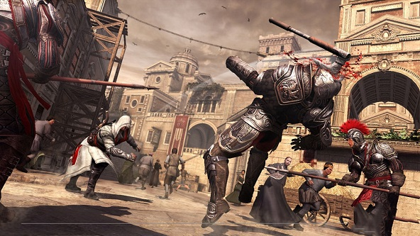 Assassin's Creed Brotherhood Full Türkçe Yükle