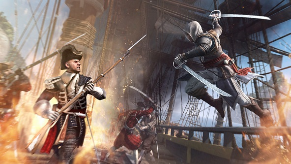 Assassin's Creed 4 Black Flag Full Türkçe Yükle