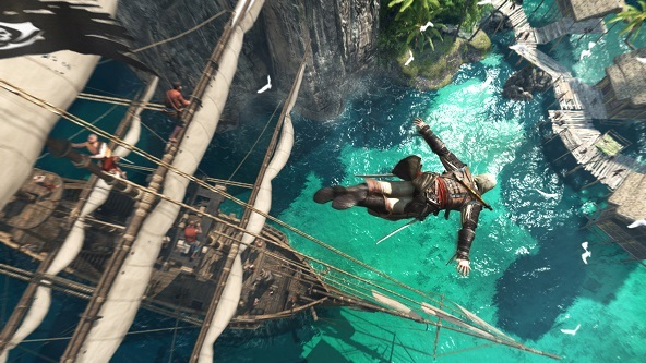 Assassin's Creed 4 Black Flag Full Türkçe Download