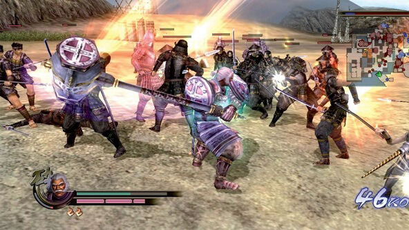Samurai Warriors 2 Full İndir