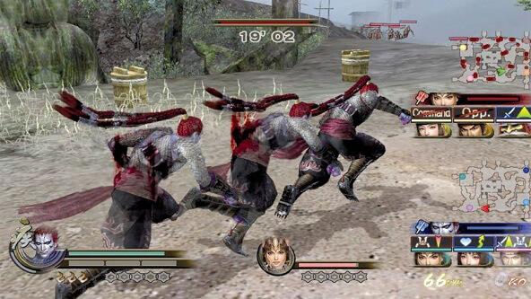Samurai Warriors 2 Full Yükle