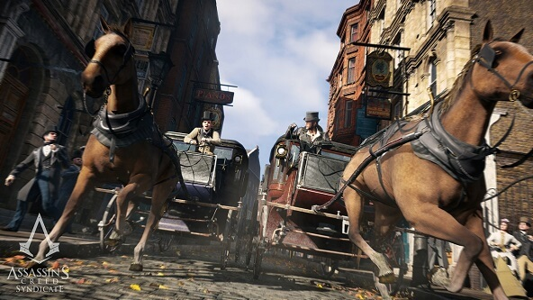 Assassin's Creed Syndicate Full İndir