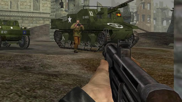 Battlefield 1942 Full Yükle