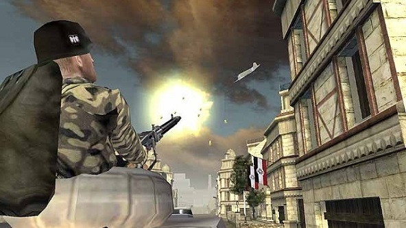 Battlefield 1942 Secret Weapons Of WWII Full Yükle