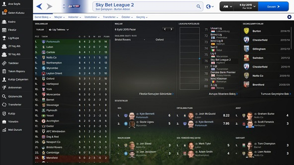Football Manager 2016 Full Türkçe Yükle