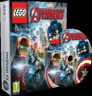 Lego Marvel's Avengers Full İndir