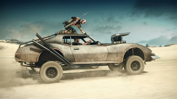 Mad Max Full Yükle