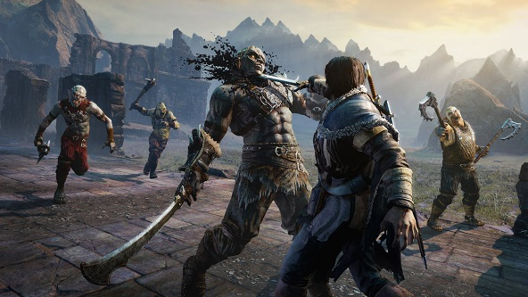 Middle Earth Shadow Of Mordor Full Yükle