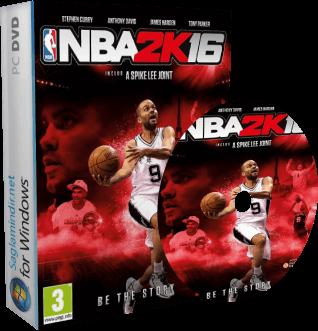 NBA 2K16 Full İndir