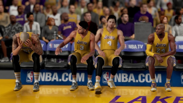 NBA 2K16 Full Download