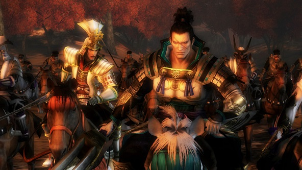 Samurai Warriors 4 II Full Yükle