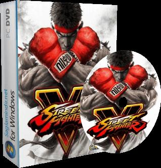 Street Fighter V Full İndir