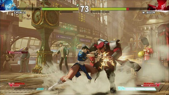 Street Fighter V Full İndir