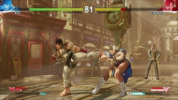 Street Fighter V Full Download
